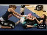 Индивидуальная тренировка по гимнастике – Самая ЖЕСТОКАЯ ИНДИВИДУАЛЬНАЯ ТРЕНИРОВКА по художественной гимнастике в тренировочном зале. смотреть онлайн
