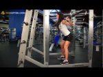 Упражнения для девушек в тренажерном зале на попу – Как накачать попу девушке в тренажерном зале | Попа как орех